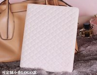 Wholesale Case Ipad Dropshipping - Wholesale-New Tech Luxury shell for ipad mini leather case with CC logo for ipad mini cover skin colorful sleeve dropshipping new