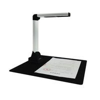 Wholesale VIISAN Portable Document Camera Scanner Mega Pixel High Definition A4 Book Scanner Output Format JPG PNG PDF DOC TXT for Office Classroom