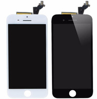 Wholesale 100 test White color touch Screen for iPhone S LCD Display with Touch Screen Full Set Assembly Replacement