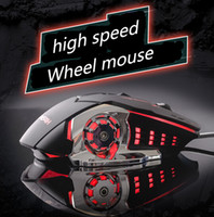 Wholesale Usb Wired Gaming Mouse Computer Gamer Ergonomic Optical Mouse Button LOLFps Emperorship LOL CF Dota Mouse Mice DPI