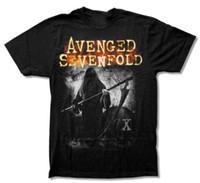 avenged sevenfold t shirts - AVENGED SEVENFOLD GRIMM t shirt men Gift printed tee S xl