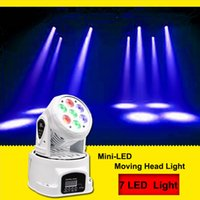 Wholesale 105W DMX512 Moving Head led Stage Light Lamp DJ Disco Light Star Shower Motion Luces Discoteca Party Lights