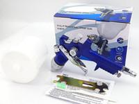 Wholesale Professional Air Spray Paint Gun Set Car Auto Painting Kit capacity ml mm Very good Atomization