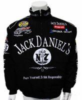 auto coats - Black for Jack Daniel jacket men MOTO GP motorcycle auto f1 men man jackets coat