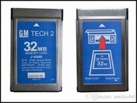 Wholesale Newly GM Tech2 Card With Software MB Card FOR GM TECH2 Holden Opel GM SAAB ISUZU Suzuki
