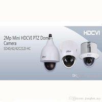 DAHUA IP66 (al aire libre), IK10, OSD 2Mp Mini HDCVI Cámara domo PTZ 1080P HDCVI 12X Cámara PTZ DAHUA SD42212I-HC
