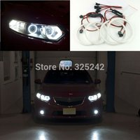 acura tsx led - For Acura TSX Excellent smd led Angel Eyes Ultrabright headlight illumination led Angel Eyes kit