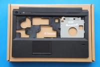 Wholesale New Original Lenovo B590 rest Keyboard Bezel Upper Cover Case FP Hole