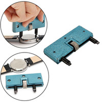 Wholesale Adjustable Watch Back Case Tool Screw Wrench Opener Wrist Watches Repairing Tools Kit