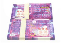 bank money supply - Earliest edition Money banknote HKD10 for Movie props and Education bank staff training paper fake money copy money factory direct supply