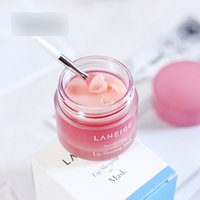 best lip mask - Best Quality Laneige Special Care Lip Sleeping Mask Moisturizing Anti Aging Anti Wrinkle LZ Lip Care cosmetic