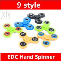 big kids bike - In stock colorsTri Spinner Fidget Toy Plastic EDC Hand Spinner For Autism and ADHD Rotation Time Long Anti Stress Toys