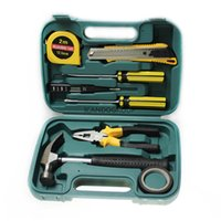 Wholesale tool box caixa de ferramentas tool kit car kits household tools hardware toolbox box to tool case caja de herramientas ICD90007