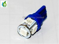 Wholesale Car Automotive LED T10 SMD Light Bulb Parking Fog Light Auto Car Light Projector Turn Tail Signal DRL Bulbs