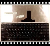 asus laptop keyboard layout - 100 Russian RU Layout Keyboard for ASUS K43 K43BR K43BY K43TA K43TK K43U K42 K42J K42F Laptop Notebook WITH BLACK FRAME