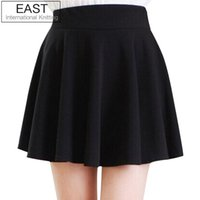 skater skirt - Women Spring Summer sexy Skirt lady Short Skater New arrival female mini Skirt