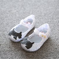 Wholesale New Hot Sale Summer Girls Shoes Children Shoes Girls Sandals Hollow Out Baby Kids Sandals Mini Sed Shoes
