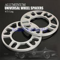 4 aluminum shims - 2PCS MM ALLOY ALUMINUM WHEEL SPACERS SHIMS PLATE STUD FIT FOR VW AUDI BMW BENZ NISSAN