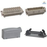 Wholesale Hot sale whole set HD A voltage V pins heavy duty connector of high quiality