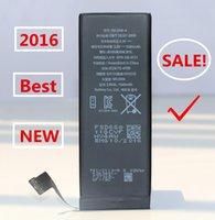 Wholesale AAAAA Built in Internal Li ion Replacement Battery For iphone S S S C G S Plus mah mah mah mah mah mah