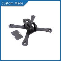 Wholesale Carbon fiber board QAV210 X4 X5 UAV frame Mini traversing machine mini Unmanned frame custom made