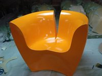 Wholesale hot sale high quality fiberglass coffee bar chair