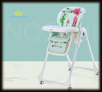 Wholesale Multifunctional portable folding portable chair children cute baby to eat meal safety chair for children eat chair interesting and reliable
