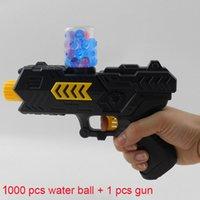 Wholesale gun water ball Orbeez balls Soft Paintball Gun Pistol Soft Bullet CS Water Crystal Gun Nerf Air Airgun gel balls beads
