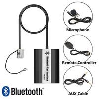 audi tt kits - 2007 Audi A3 A4 S4 TT R8 Bluetooth car kit Hands free phone call A2DP music streaming adapter