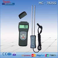 ±(0.5n%+0.5) 36 Species USB, RS-232, Bluetooth Wholesale- China manufacture portable moisture tester for grain