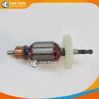 Cheap Free shipping! AC 220V 4-Teeth Drive Shaft Electric Hammer Armature Rotor for Bosch GBM350RE GBM350 TBM1000, High-quality!