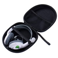 big memory card - Hard Case Storage Carrying Hard Bag Box for Earphone Headphone Earbuds Memory Card Big Headphone Storage Bag