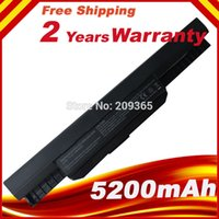 achat en gros de asus batterie a32 k53-NOUVEAU Batterie de remplacement A32-K53 A41-K53 pour ASUS K53 K53E X54C X53S X53 K53S X53E