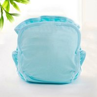 Wholesale new design waterproof reusable baby bamboo fiber cloth diapers pants need insert baby nappies