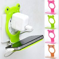 animal cell walls - New DesignDurable Animal Mobile Cell Phone Holder Folding Wall Charging Station Stand