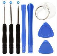 Wholesale Cell Phone Reparing tools in Repair Pry Kit Opening Tools Repair Kit screwdriver For Apple iPhone S s s
