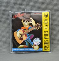 Wholesale Alice Acoustic Guitar String A206SL One Set