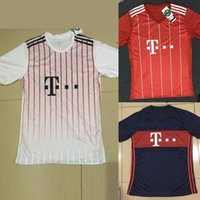 Wholesale DHL Lewandowski soccer jersey Muller Football jersey COSTA soccer shirts AAA quality
