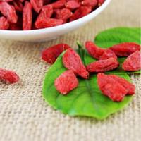 Wholesale 2500g goji berry Chinese wolfberry medlar bags in the herbal tea Health tea goji berries Gouqi berry