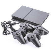 arcade gamepad - PAP Game Consoles Support Wired And Wireless Portable Game Controllers Games Player GB Gamepad AV OUT Micro SD Card PS2 HD Game box