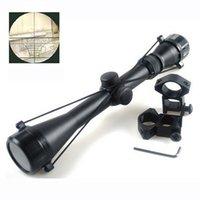 air aim - x40 Hunting Mil Dot Air Rifle Gun Tactical Scope Telescopic Sight mm Rail MOUNTS Optical Aim New