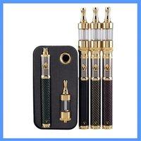 Wholesale Best E cig electronic cigarettes E cigarette kits TNT authentic W1600 mah battery black green golden red in stock