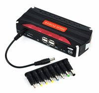 Wholesale OEM Best Car Jump Starter mAh V USB battery charger pack for auto vehicle starting And Laptop Power Bank Multi funtion