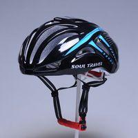 air helmets - Soul Travel Men Eps Road Bicycle Air Armet Cycling Helmet General Headpiece Capacete De Ciclismo Kask Casco Bici