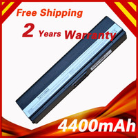Wholesale cells Laptop Battery For Asus A31 F6 A31 F9 A32 F6 A32 F9 F6 F6A F6E F6H F6K F6S F6V F9 F9D F9Dc F9E Pro60 Pro60E Pro60F X20