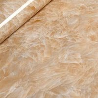 adhesive for marble - China Amber Jade marble wallpaper Waterproof cabinet door refurbished kitchen wallpaper self adhesive wallpaper per square meter