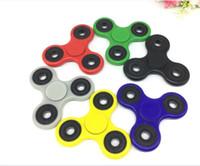 Wholesale HandSpinner Fingertips Spiral Fingers Fidget Spinner EDC Hand Spinner Acrylic Plastic Fidgets Toys Gyro Toys