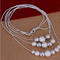 Wholesale 2017 new fashion pendant Charms Popular round chain necklace big sale Jewelry Findings Necklace Bijouterie Sets for Women