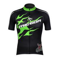 2017 merida Equipos ropa ciclismo ciclismo ciclismo ciclismo Jersey bicicleta ropa mtb bicicleta camisa hombres de secado rápido de Francia ciclismo ropa B255