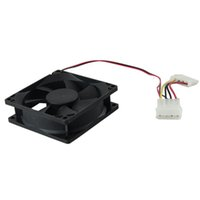 Wholesale 120mm PC CPU Cooling Fan v Pin Computer Case Cooler Connector For Computer pc Computer radiator fan Heat sink